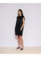 sukienka czarna ACNE STUDIOS