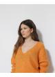 sweter pomarańczowy DAY BIRGER ET MIKKELSEN