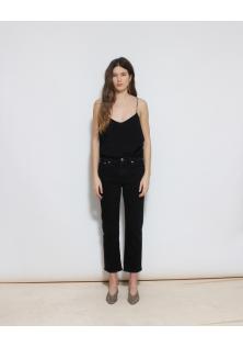 spodnie czarne ARKET