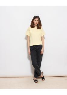 bluzka żółta COS