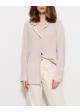 koszula jedwabna różowa COS