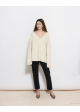 sweter wełniany H&M