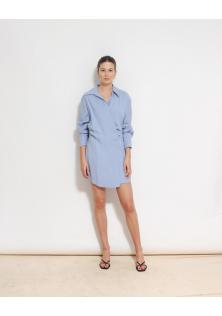 sukienka błękitna & OTHER STORIES