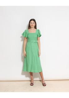 sukienka zielona & OTHER STORIES
