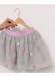 spódniczka pompony