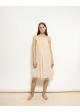 sukienka beżowa CATHERINE HAMMEL