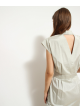 sukienka szara vintage