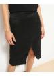 spódnica czarna H&M