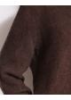 kaszmir brązowy