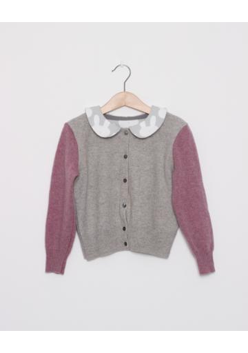 Sweterek Cashmere-Wool