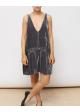 DAY BIRGER MIKKELSEN sukienka welurowa