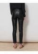 vintage skórzane spodnie