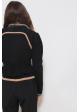 sweter zapinany by malene birger