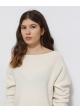 sweter biały RICCOVERO