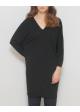 sukienka czarna J.LINDEBERG