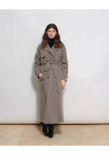 vintage trench MARI PHILIPPE