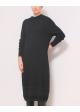 sukienka czarna DONNA