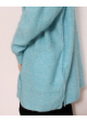 kardigan niebieski MALENE BIRGER