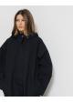 płaszcz z kapturem UNIQLO