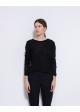 sweter czarny FILIPPA K