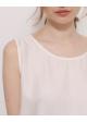 jedwabna bluzka