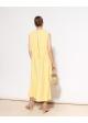 sukienka żółta H&M