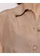 koszulka jedwabna rozpinana